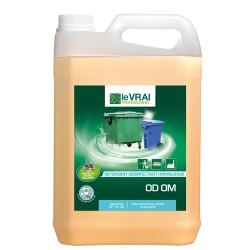 Nettoyant désinfectant poubelle LE VRAI 5L