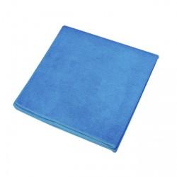 Chiffon Microfibre coloris bleu sachet de 10