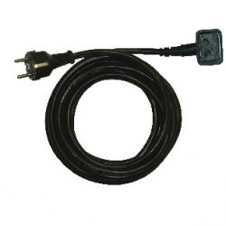 Cable électrique 10m pour aspirateur NUMATIC