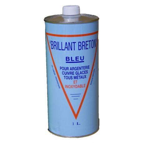 Bleu breton nettoyant métaux