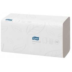 Essuie mains pliés en Z TORK H2 carton de 21 paquets 100