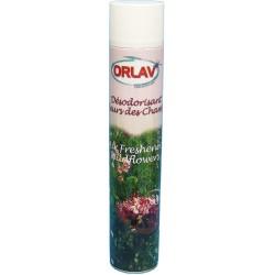 Désodorisant longue durée fraîcheur florale