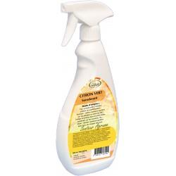 Spray surodorant citron vert