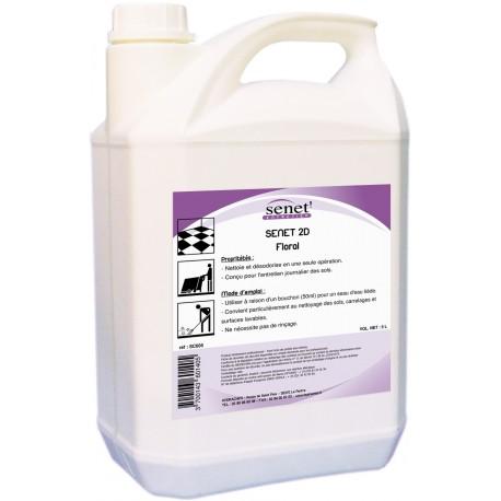 Nettoyant Surodorant Multisurfaces Florale 5L