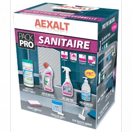 Pack Produit Sanitaire