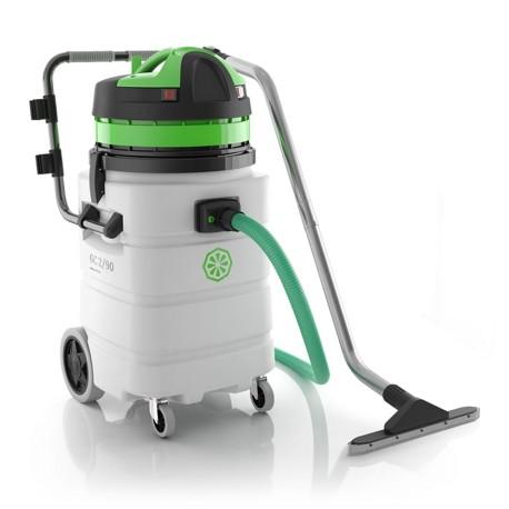 Aspirateur eau et poussière professionnel 60L