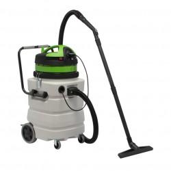 Aspirateur eau et poussière avec pompe de vidange