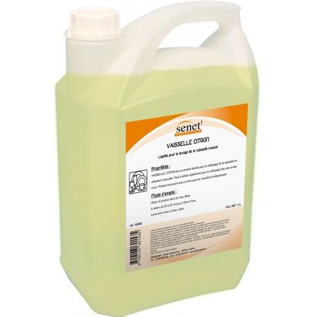 Vaisselle citron 5L